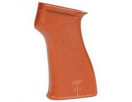 Century Arms US Palm Pistol Grip for AK-47, AK-74, AKM, PKM Rifles, Bakelite Orange - GR087