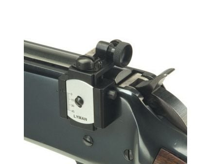Lyman 66LA Rear Receiver Peep Sight for Marlin 1894 and 1895 Rifles - 3662215