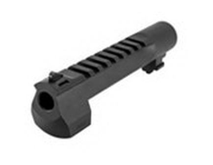 "Magnum Research .44 Mag 6"" Fixed Front Barrel w/ Integral Muzzle Brake, Black - BAR446IMB"