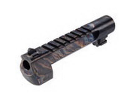 "Magnum Research .50 AE 6"" Fixed Front Barrel, Case Colored Hardened - BAR506CH"