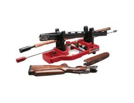 MTM Case Gard Adjustable Feet Site In-Clean Shooting Rest, Red - SNCR30