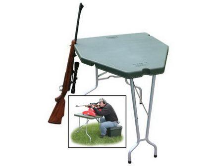"MTM Case Gard Predator Shooting Table, 30"" H - PST-11"