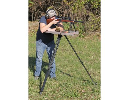 """MTM Case Gard Adjustable Shooting Table, 18"""" to 55"""" H - HLST"""
