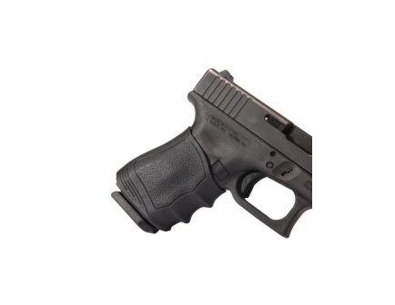 Pachmayr Gripper Universal Slip-On Grip w/ Finger Grooves for Glock 19/23/25/32/38, Beretta 92/96 Pistols, Black - 05125