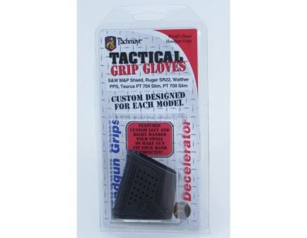 Pachmayr Tactical Gloves Grip Glove for S&W M&P Shield Pistols, Black - 05179
