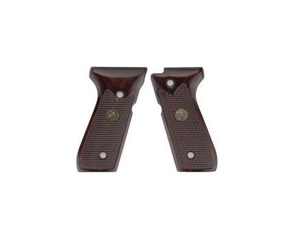Pachmayr Renegade Grip Panel for Beretta 92 Pistol, Rosewood - 63200
