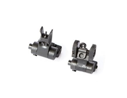 Sig Sauer Tread M400 Adjustable Front/Rear Flip-Up Sight for AR-15 Rifle - KITTRDSIGHTS
