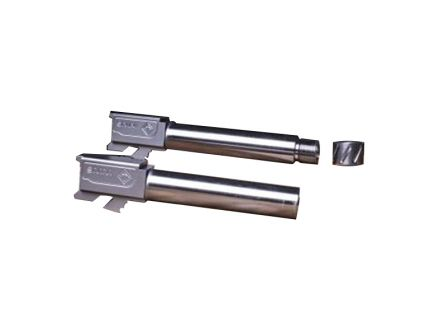 "American Tactical 9mm 4.01"" Match Grade Threaded Barrel, Stainless Steel - BG19T"