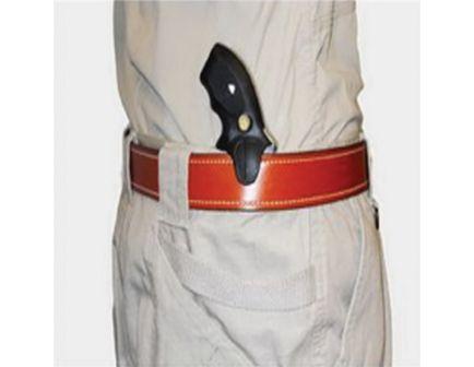 "DeSantis Gunhide Right Hand Clip Grip for S&W J Frame 2"" Round Butt Revolver, Black - T07BA02Z0"
