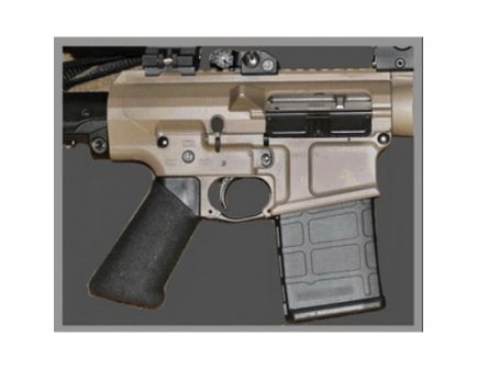 EZR Sport Rifle Gauntlet and Grip for AR-15/AR-10/AR-308 Rifles, Black - 10200