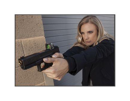 EZR Sport Handgun Gauntlet for Glock Compact Pistol, Black - 10605