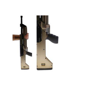 EZR Sport Shotgun Gauntlet for Tactical Shotguns with A2 Style Pistol, Black - 10750