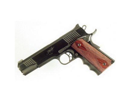 Pearce Grip Finger Groove Grip Insert for 1911 Government Pistol, Black - PG1911-1