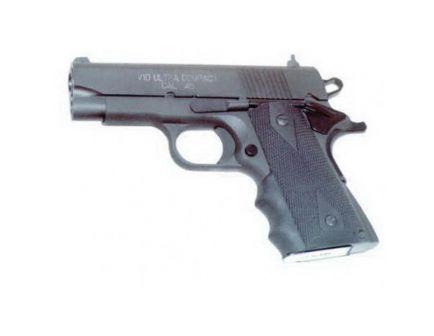 Pearce Grip Modular Grip for Kimber 1911 Government Pistol, Black - PMG-OM