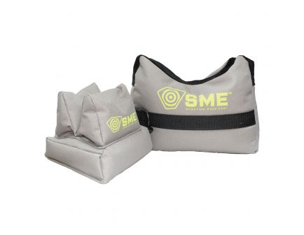Shooting Made Easy Filled 2-Piece Shooting Bag - SME-GRF