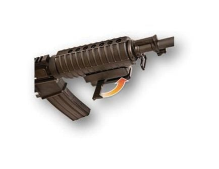Thunderbolt Customs Sidekick Hand-Free Folding Gun Rest for Tactical Rifles - T2