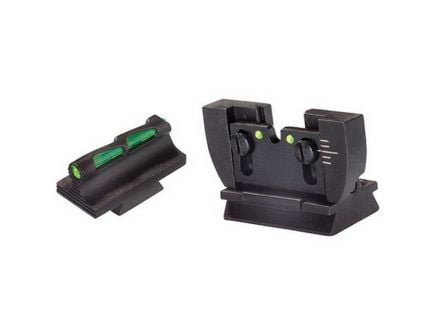 Hiviz LiteWave Front/Rear Interchangeable 3-Dot Sight Set for Ruger 10/22 Standard Rifles - RG1022