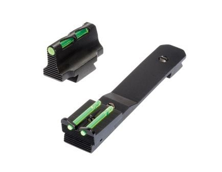 Hiviz Front/Rear Sight Set for Henry H001T and TER Rifles - HHVS450