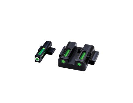 Hiviz LiteWave H3 Front/Rear 3-Dot Sight Set for M&P Shield in All Caliber Pistols - MPSN321