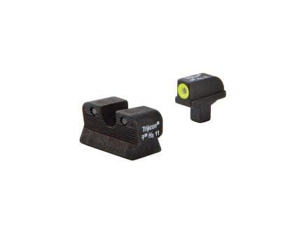 Trijicon HD Front/Rear Night Sight Set for Colt 1911 Pistol - 600514