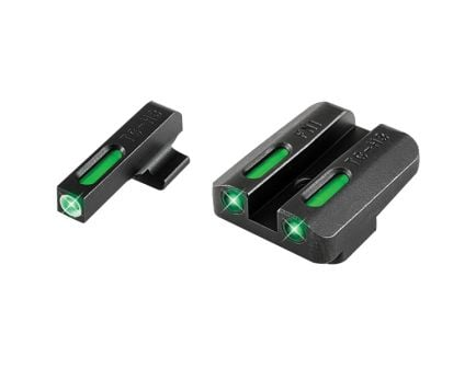 TruGlo Brite-Site TFX Front/Rear 3-Dot Day/Night Sight Set for FNH FNP-45 and FNX-45 Handguns - TG13FN3A