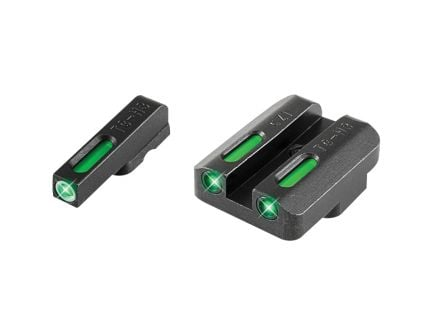 TruGlo Brite-Site TFX Front/Rear 3-Dot Day/Night Sight Set for CZ 75 Series Semi-Automatic Pistols - TG13CZ1A