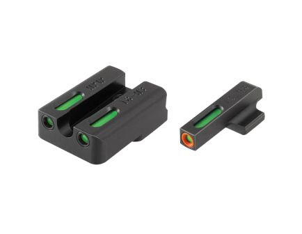 TruGlo Brite-Site TFX Pro Front/Rear Day/Night Sight Set for H&K VP9 and P30 Tactical Compact Handguns - TG13HP1PC