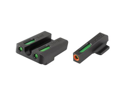 TruGlo Brite-Site TFX Pro Front/Rear Day/Night Sight Set for Kahr Arms K and P Pistols - TG13KA1PC