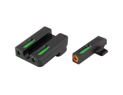 TruGlo Brite-Site TFX Pro Front/Rear Day/Night Sight Set for Steyr Mannlicher M-A1 and C-A1 Pistols - TG13SM1PC