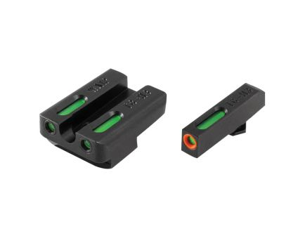 TruGlo Brite-Site TFX Pro Front/Rear Day/Night Sight Set for Walther PPQ Pistol - TG13WA1PC