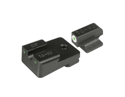 TruGlo Tritium Pro Front/Rear Night Sight Set for Kimber 1911 Pistol - TG231K1W