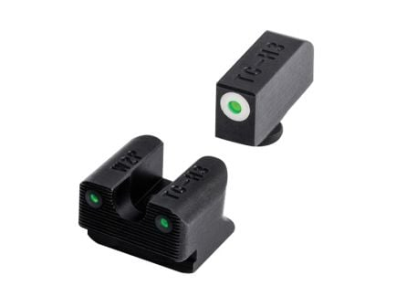 TruGlo Tritium Pro Front/Rear Night Sight Set for Walther PPS Pistol - TG231W2W