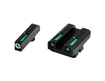 TruGlo Brite-Site TFX Front/Rear 3-Dot Day/Night Sight Set for Walther CCP Pistol - TG13WA3A