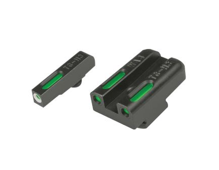 TruGlo Brite-Site TFX Front/Rear 3-Dot Day/Night Sight Set for Walther PPS M2 Pistol - TG13WA4A