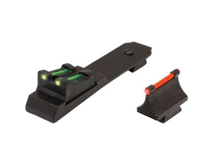 TruGlo Front/Rear 3-Dot Sight Set for Ruger 10/22 Rimfire Rifles - TG111W