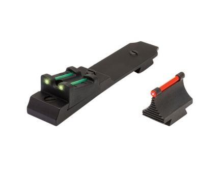 TruGlo Front/Rear Lever Action Sight Set for Henry Big Boy 45 Colt Rifles - TG114