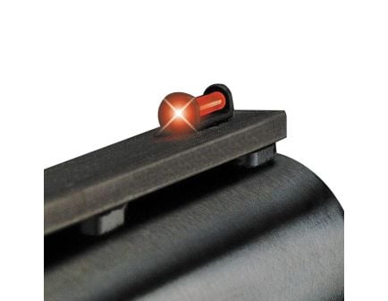 TruGlo Long Bead Universal Front Sight for Shotguns with 3mm Vent Rib, Red - TG947ERM