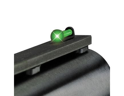 TruGlo Long Bead Universal Front Sight for Shotguns with 3mm Vent Rib, Green - TG947EGM