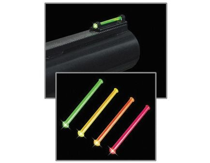"TruGlo Long Bead Universal Front/Rear Sight Set for 0.06"" Dia Field Shotguns - TG949A"