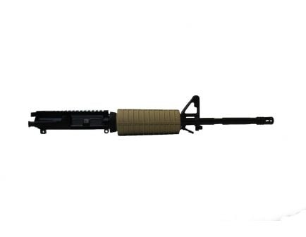 "PSA 16"" Carbine-Length M4 5.56 NATO 1/8 Phosphate Classic Upper w/ BCG and CH, Flat Dark Earth"