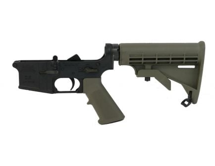 psa ar15 freedom classic lower olive drab green