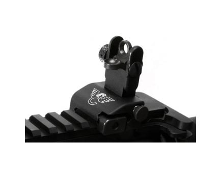 Wilson Combat Quick Detach Rear Flip-Up Sight for AR-15 Rifle - TR-QDSR