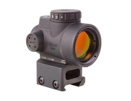 Trijicon 1x25 MRO 2 MOA Adjustable Red Dot with Mount - AC32068 - MRO-C-2200005