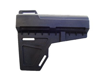 KAK Shockwave Blade: Pistol Stabilizer, Black