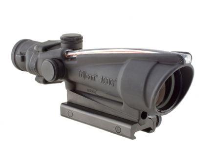Trijicon ACOG 3.5x35 Riflescope Dual Illuminated Red Chevron BAC w/ TA51 Mount - TA11F