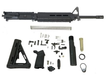 "Photo of an ar 15 moe kit for a PSA 16"" 5.56 rifle."