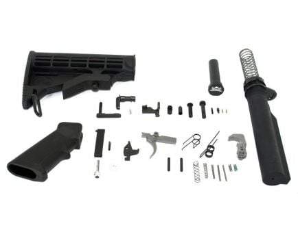 Classic EPT AR-15 lower build kit