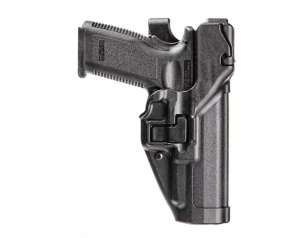 Blackhawk! Serpa Level 3 Auto Lock Duty Holster - H&K P-30 - LH - 44H117PL- L
