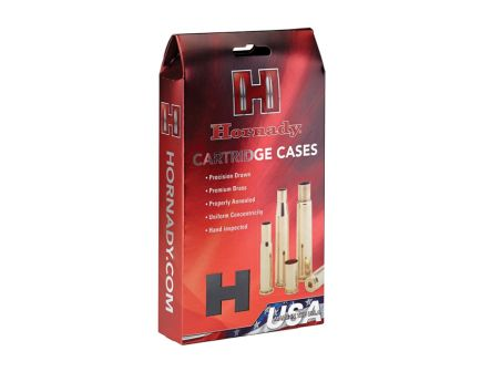 Hornady New Unprimed Brass 7mm-08 Remington Cartridge Cases, 50 count - 8646