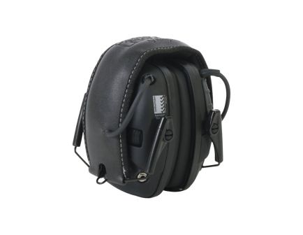 Howard Leight Impact® Sport Tactical Black Earmuffs with Case ‒ R-02601